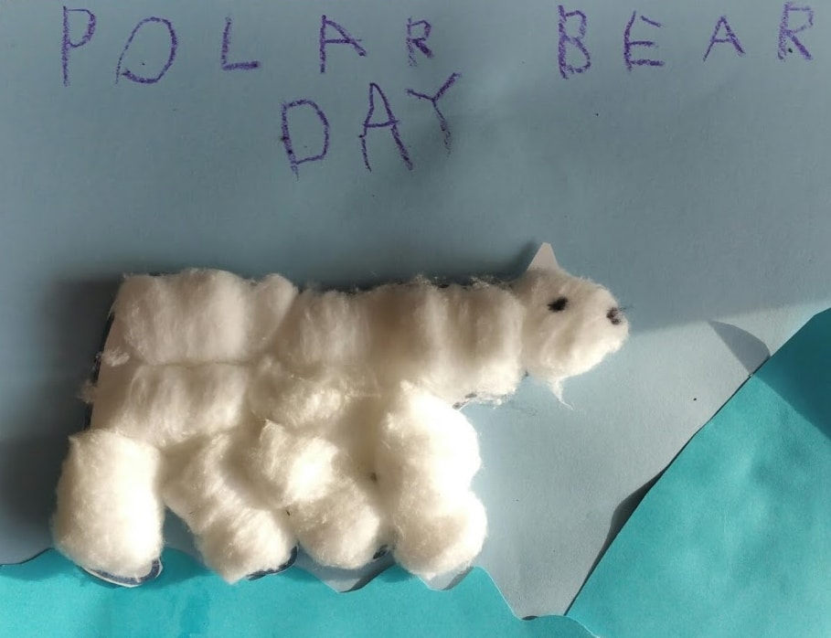 Celebrate Polar Bear Day with arts, crafts, books and science.