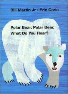 Polar bear, Polar Bear by Bill Martin Jr
