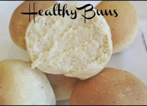 Best Burger Buns (recipe for bread machine)