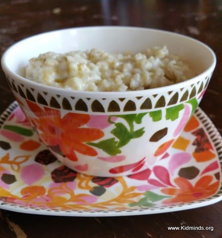 The history of oats in one bowl - Russian Oatmeal