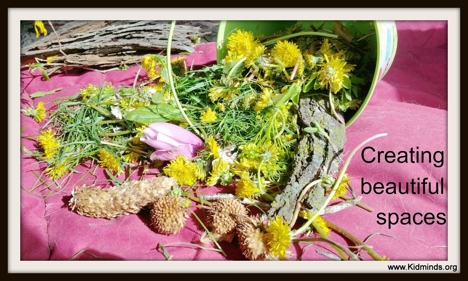 Creating Beautiful Spaces - Fairy Garden