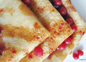 How to Make Russian Pancakes (two recipes)