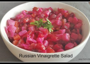 Russian Vinaigrette Salad