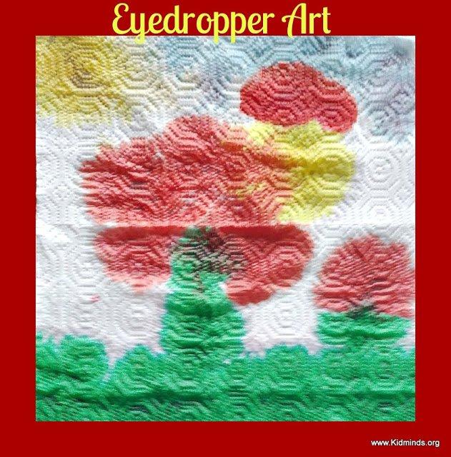 Eyedropper Art