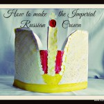 How to make the Imperial Russian Crown