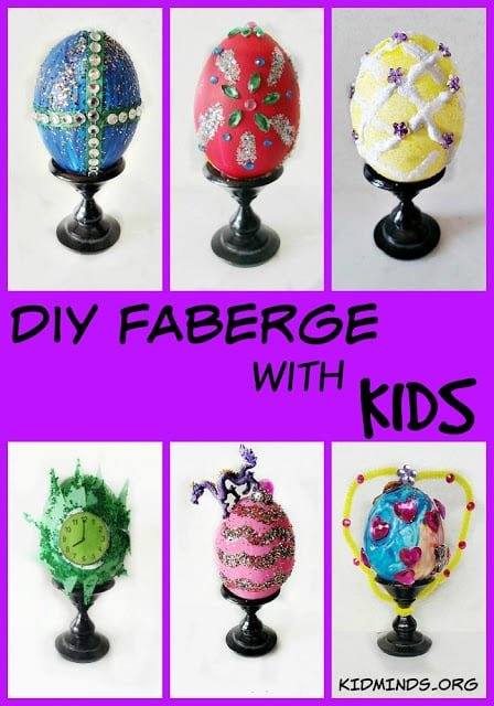 homemade faberge eggs, history of Faberge, russian royalty