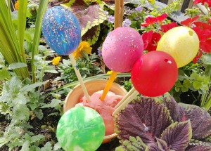 DIY Faberge Eggs with Kids