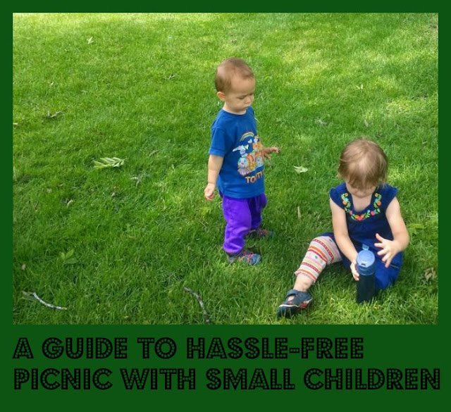 A guide to hassle-free picnic with small children