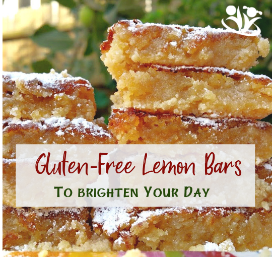 Lemon Bars (gluten-free)