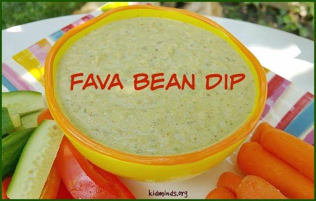 Fava Bean Dip