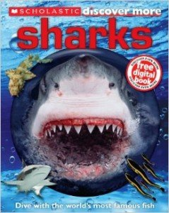 Sharks Scholastic Discover More