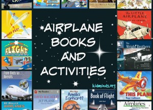 Airplane Books and Activities