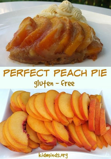Perfect Peach Pie (gluten-free)