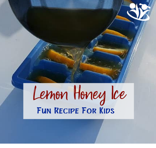 Lemon Honey Ice