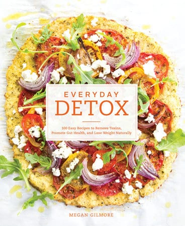 What I like about Everyday Detox by Megan Gilmore is that it makes it easy to introduce healthier choices into your life without making too many changes at once. She concentrates on what is proven to work: eating more whole foods and eating less processed ones.