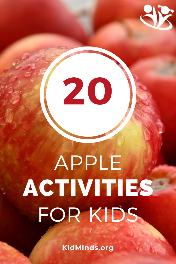 your ultimate guide to #apple activities this #fall. Apple science, apple crafts, apple sensory play, apple unity study, and more!