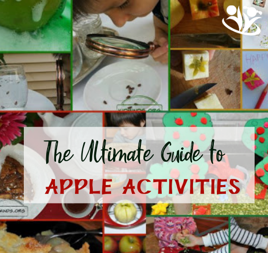 your ultimate guide to apple activities this #fall. Apple science, apple crafts, apple sensory play, #apple unity study, and more!