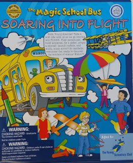 Science for little kids // Every time my kids stumble upon a topic I don't know much anything about (slugs, puke, ghosts, they have diverse interests), I learn about it along with them.  And I always appreciate a good resource to help us on our learning adventure.  Soaring into Flight is a great learning tool.  It might not answer ALL the questions, but it will sure explain a lot.