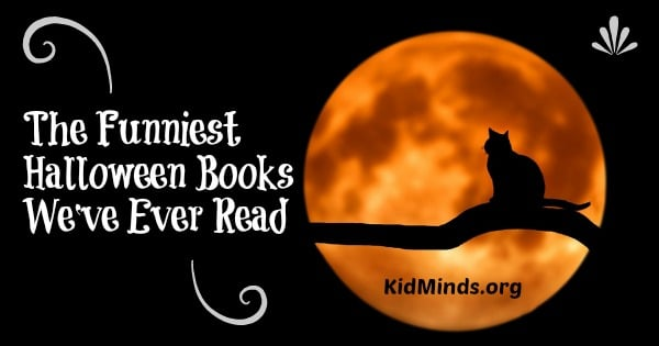 The Funniest Halloween Books We Have Ever Read