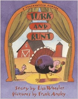 Turk and Runt by Lisa Wheeler