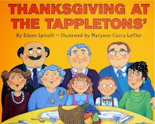 Thanksgiving at the Tappletons by Eileen Spinelli