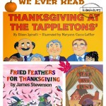 The Funniest Thanksgiving Books We Ever Read