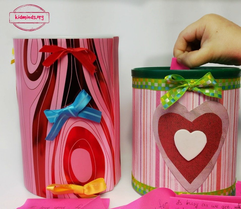 Valentine's Game: I love you for... Love and Laughter come together in this simple, but meaningful Valentine's Day Game for the whole Family.