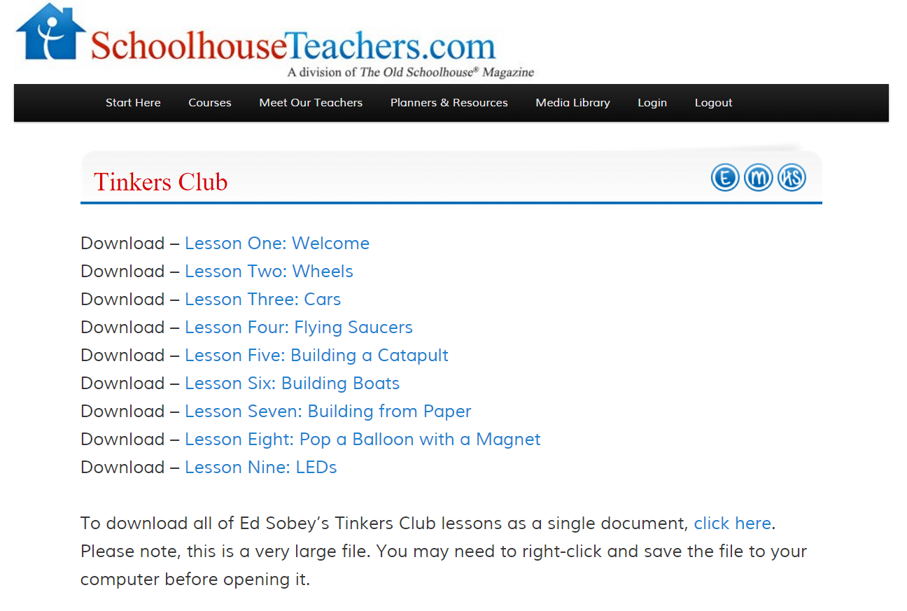 Schoolhouse Teachers Review
