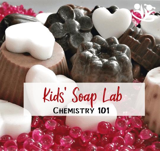 Kids' Soap Lab (Chemistry 101)