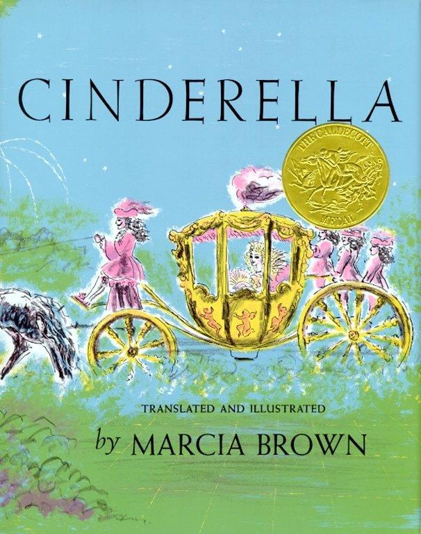 Cinderella by Marcia Brown