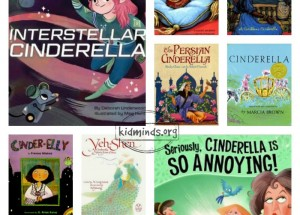 Who needs another Cinderella Book?