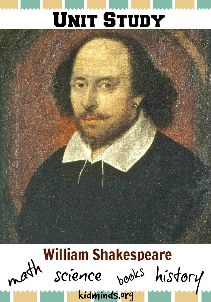 Shakespeare for Little Kids (Unit Study)