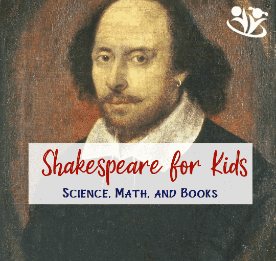 Do you want to introduce Shakespeare to your children, but not sure where to start? Start with our unit study. It combines fun activities and hands-on exploration to get your kids hooked on Shakespeare.  #shakespeare #handsonlearning #kidminds #laughingkidslearn #learning