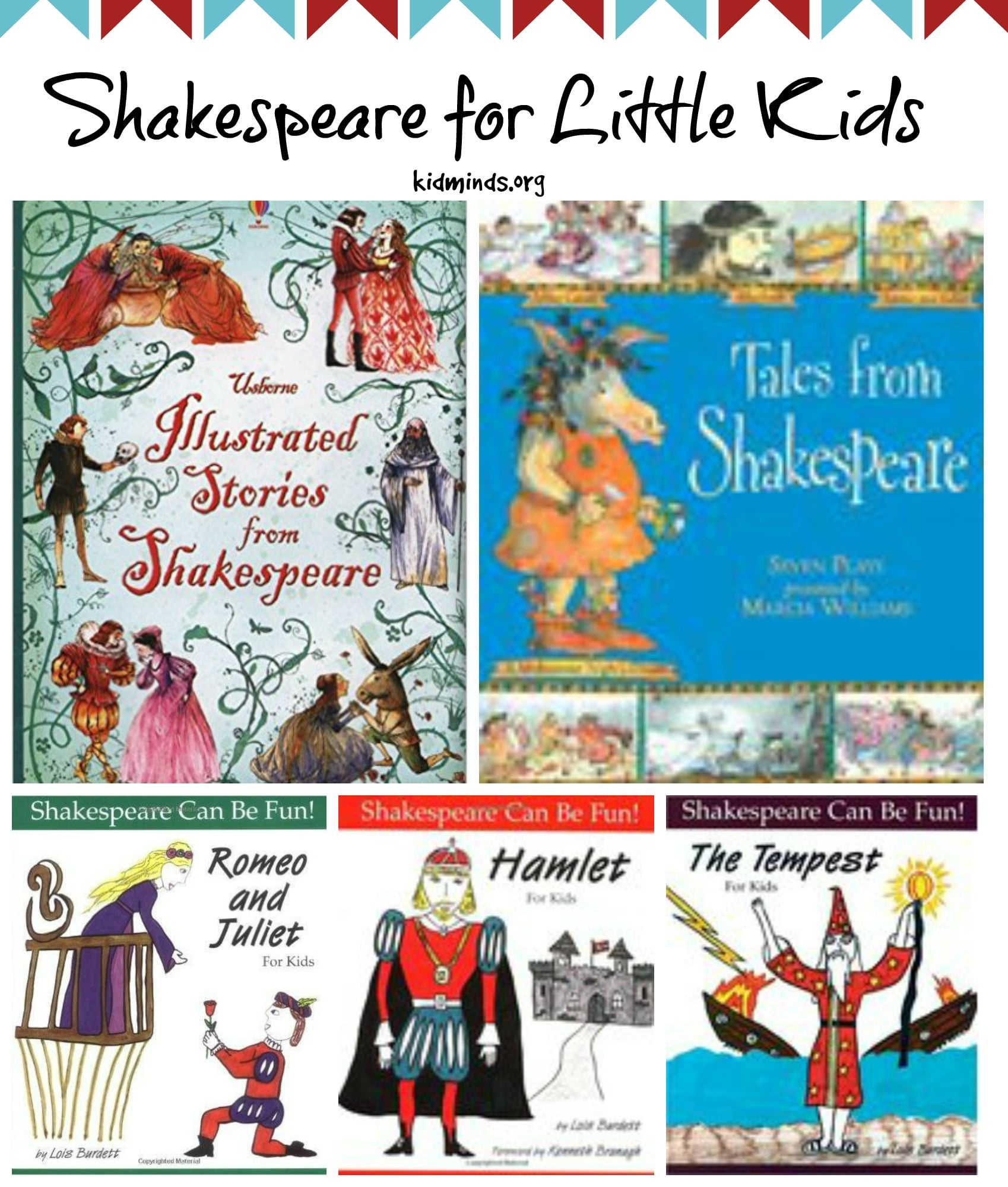 Shakespeare for Little Kids Unit study