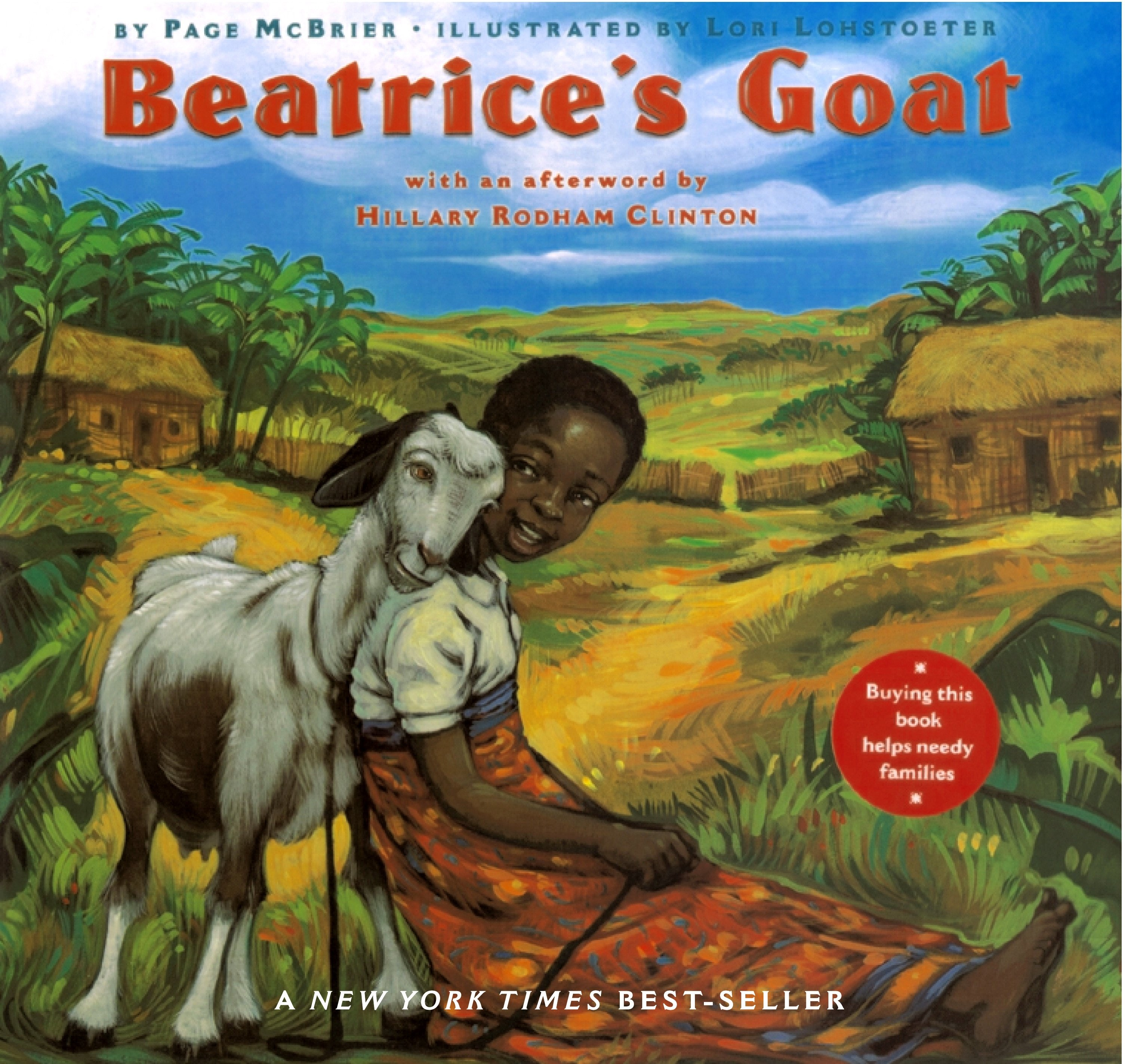 Beatrice's Goat by Page McBrier, illustrated by Lori Lohstoeter