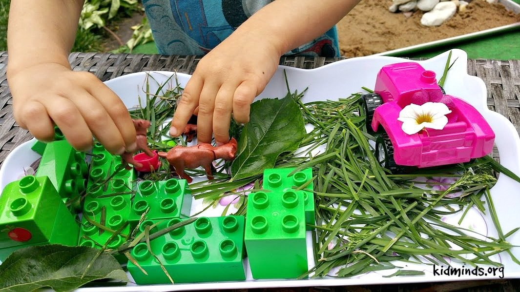 Goat Activity Sensory Play 5