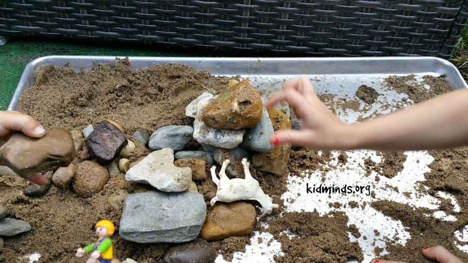 Goat activity Sensory Play 3