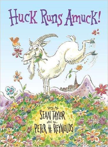 Huck Runs Amuck by Sean Taylor