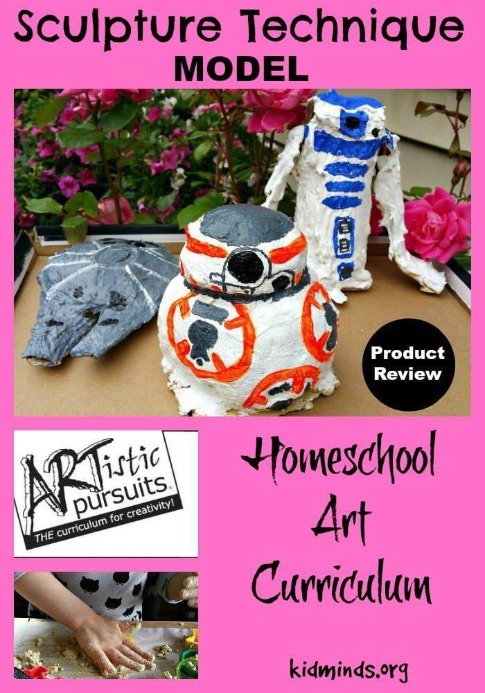 Homeschool Art Curriculum from ARTistic Pursuits Inc. Review