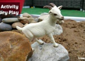 Goat Activity Sensory Play