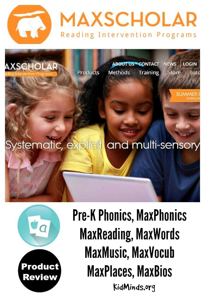 MaxScholar Reading Intervention Program review