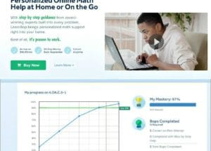 Online Math Tutoring LearnBop (Review)