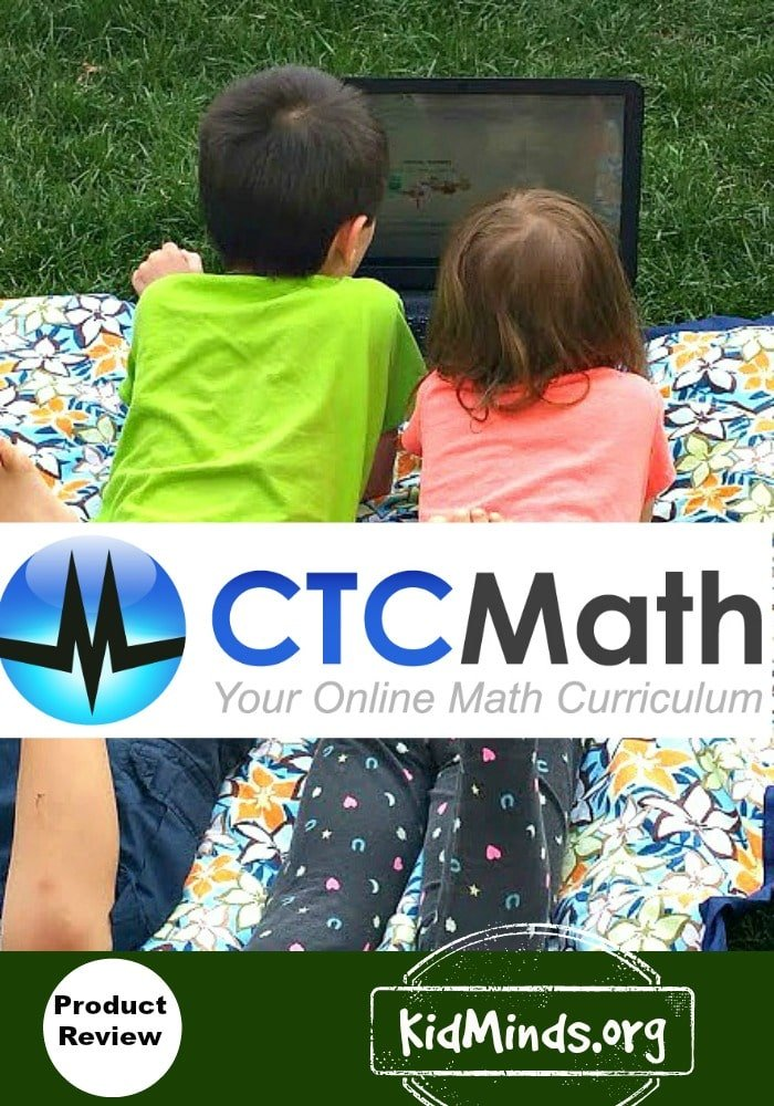 If you still looking for a perfect online math curriculum, this review of CTCMath is for you. From a father of ten children comes a comprehensive math program that combines wonderful graphics, great instruction, and most importantly children like it!