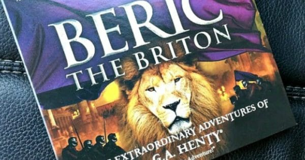 audio adventure   beric the briton review   kidminds
