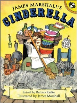 James Marshall s Cinderella