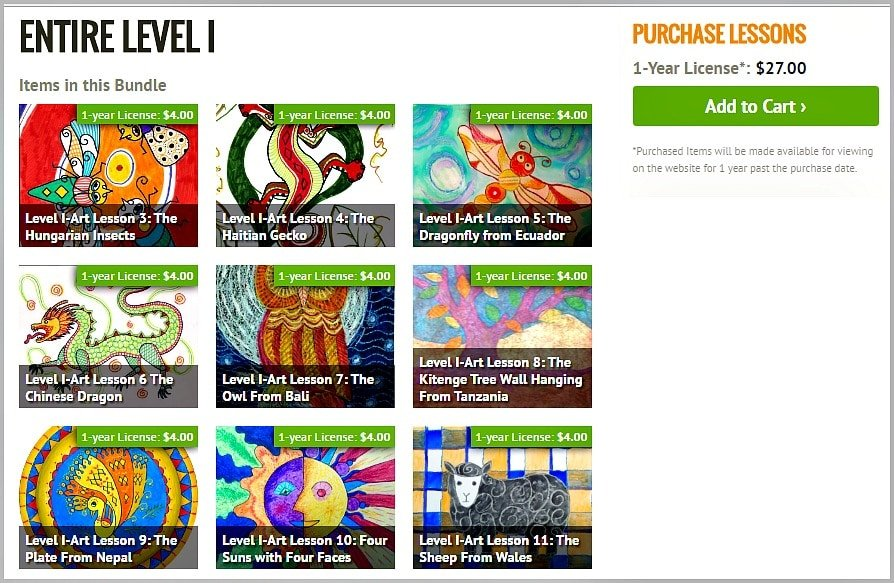 The best Art Curriculum for your homeschool ArtAchieve Review 16
