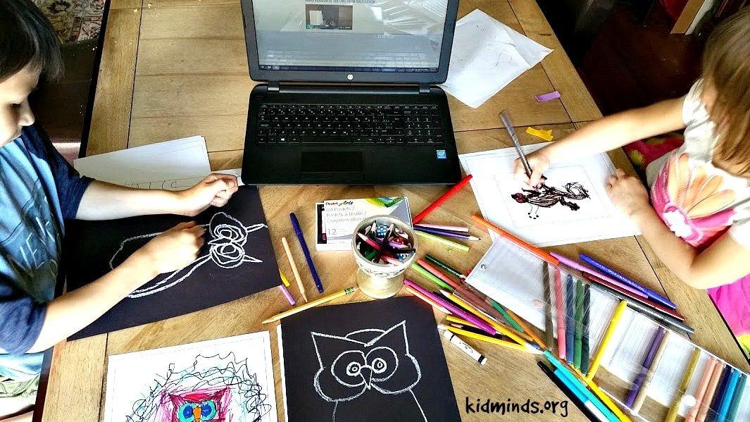 The best Art Curriculum for your homeschool ArtAchieve Review 21