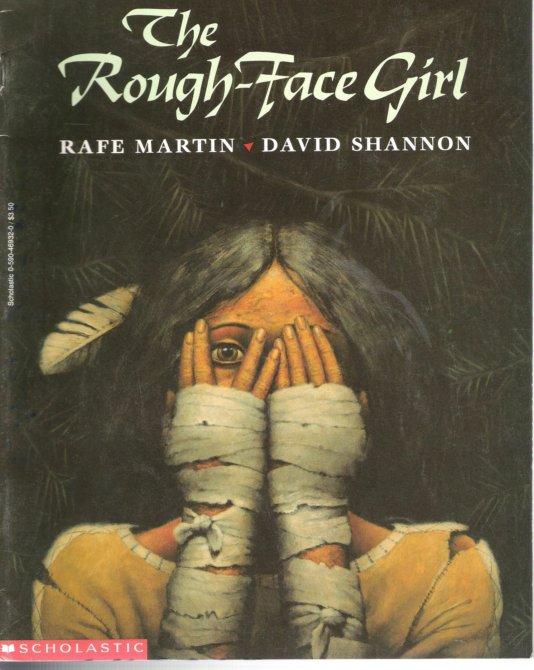 The rough face girl