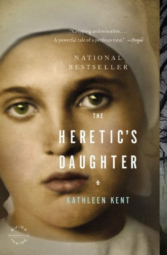 Heretic's daughter by Kathleen Kent