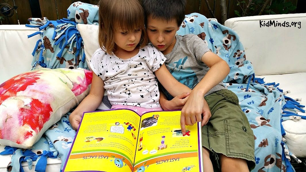 Six Reasons we love Foreign Languages for Kids by Kids